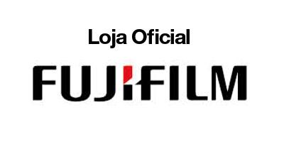 Imagem com fundo branco: Loja Oficial Fujifilm